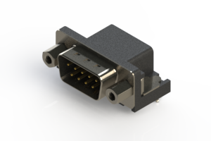 629-009-340-043 - Right Angle D-Sub Connector