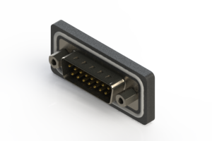 629-W15-240-012 - Waterproof D-Sub Connectors