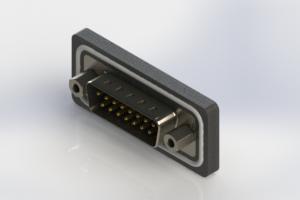 629-W15-640-012 - Waterproof D-Sub Connectors