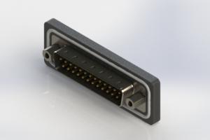 629-W25-640-012 - Waterproof D-Sub Connectors