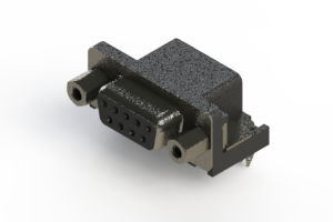 630-009-340-043 - D-Sub Right Angle Connector