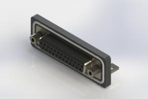 630-W25-240-015 - Waterproof D-Sub Connectors