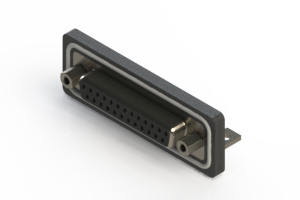 630-W25-640-015 - Waterproof D-Sub Connectors