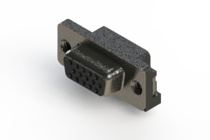 632-015-266-002 - 632 Series right angle D-Sub Connector