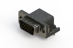 633-015-263-031 - Right Angle D-Sub Connector