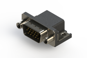 633-015-263-050 - Right Angle D-Sub Connector