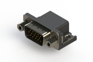 633-015-263-053 - Right Angle D-Sub Connector