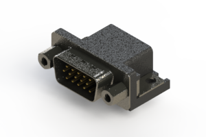 633-015-263-513 - Right Angle D-Sub Connector