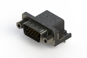 633-015-263-533 - Right Angle D-Sub Connector