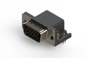 633-015-263-542 - Right Angle D-Sub Connector