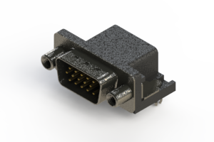 633-015-263-550 - Right Angle D-Sub Connector
