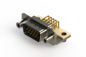 633-M15-263-BN5 - High Density D-Sub Connectors