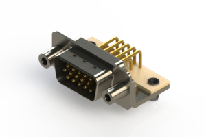 633-M15-363-BN5 - High Density D-Sub Connectors