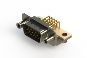 633-M15-363-WT5 - High Density D-Sub Connectors