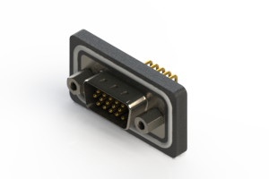 633-W15-362-012 - Waterproof High Density D-Sub Connectors