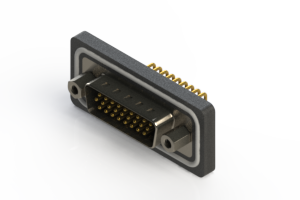 633-W26-662-012 - Waterproof High Density D-Sub Connectors