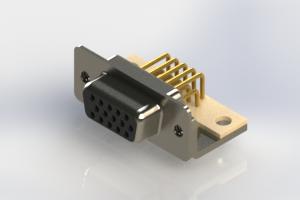634-M15-263-BN4 - High Density D-Sub Connectors