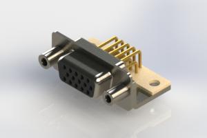 634-M15-263-BT6 - High Density D-Sub Connectors