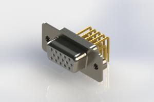 634-M15-263-WN2 - High Density D-Sub Connectors