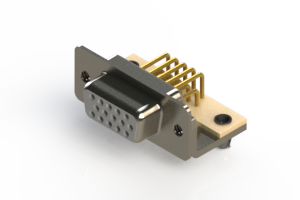634-M15-263-WN3 - High Density D-Sub Connectors