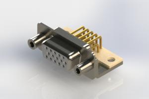 634-M15-263-WN6 - High Density D-Sub Connectors