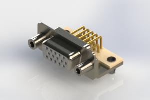 634-M15-263-WT5 - High Density D-Sub Connectors