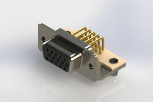 634-M15-363-BT3 - High Density D-Sub Connectors