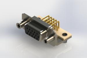 634-M15-363-BT5 - High Density D-Sub Connectors