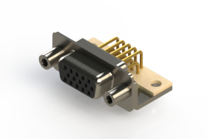 634-M15-363-BT6 - High Density D-Sub Connectors