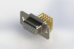 634-M15-363-WN1 - High Density D-Sub Connectors