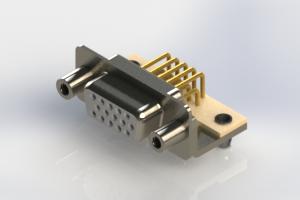 634-M15-363-WT5 - High Density D-Sub Connectors