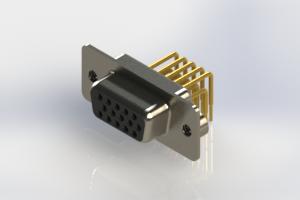634-M15-663-BN2 - High Density D-Sub Connectors