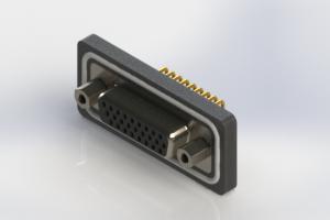 634-W26-662-012 - Waterproof High Density D-Sub Connectors