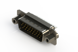 637-026-232-043 - Vertical D-Sub Connector