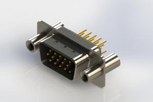 637-M15-230-BT4 - Machined D-Sub Connectors