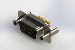 637-M15-232-BT4 - Machined D-Sub Connectors