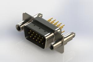 637-M15-330-BT6 - Machined D-Sub Connectors