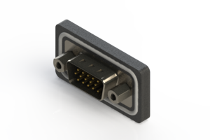 637-W15-222-012 - Waterproof High Density D-Sub Connectors