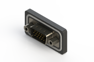 637-W15-622-012 - Waterproof High Density D-Sub Connectors