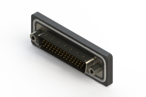 637-W44-321-012 - Waterproof High Density D-Sub Connectors
