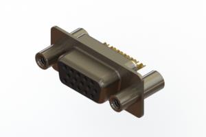 638-M15-232-BT4 - Machined D-Sub Connectors