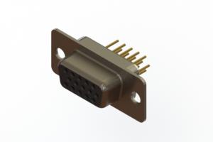 638-M15-330-BT1 - Machined D-Sub Connectors