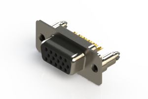638-M15-332-BT5 - Machined D-Sub Connectors