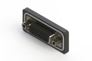 638-W26-322-012 - Waterproof High Density D-Sub Connectors