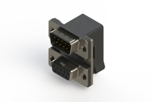 663-009-264-005 - D-Sub Connector | Right Angle