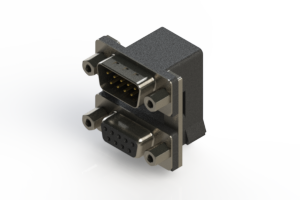 663-009-264-006 - D-Sub Connector | Right Angle