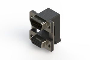 663-009-264-008 - D-Sub Connector | Right Angle
