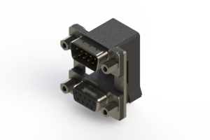 663-009-264-009 - D-Sub Connector | Right Angle