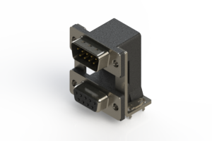 663-009-264-030 - D-Sub Connector | Right Angle