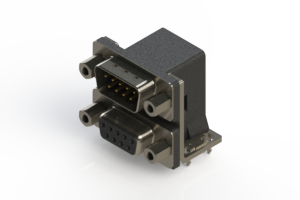 663-009-264-033 - D-Sub Connector | Right Angle